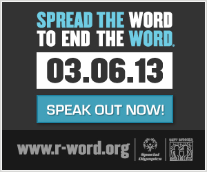 spread the word the word to end the word