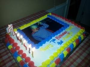 Cake by T.