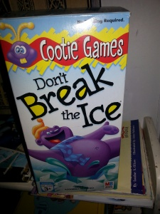 don't break the ice