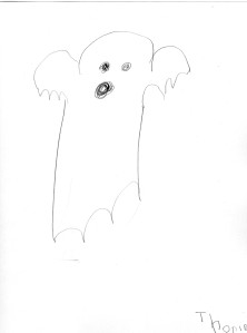 Jello the Ghost