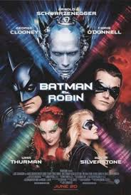 Thorin is obsessed with Batman and Robin (1997) w George Clooney.  It is the most indefensible piece of crap ever. It's like Schumacher said to everyone: