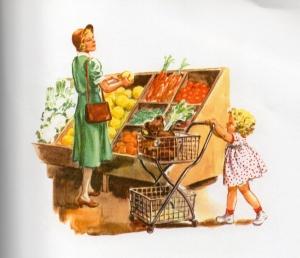Corner grocer