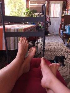 twp and kwp feet w dev