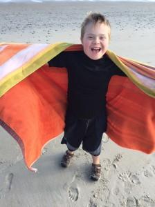 thorin at beach 2017